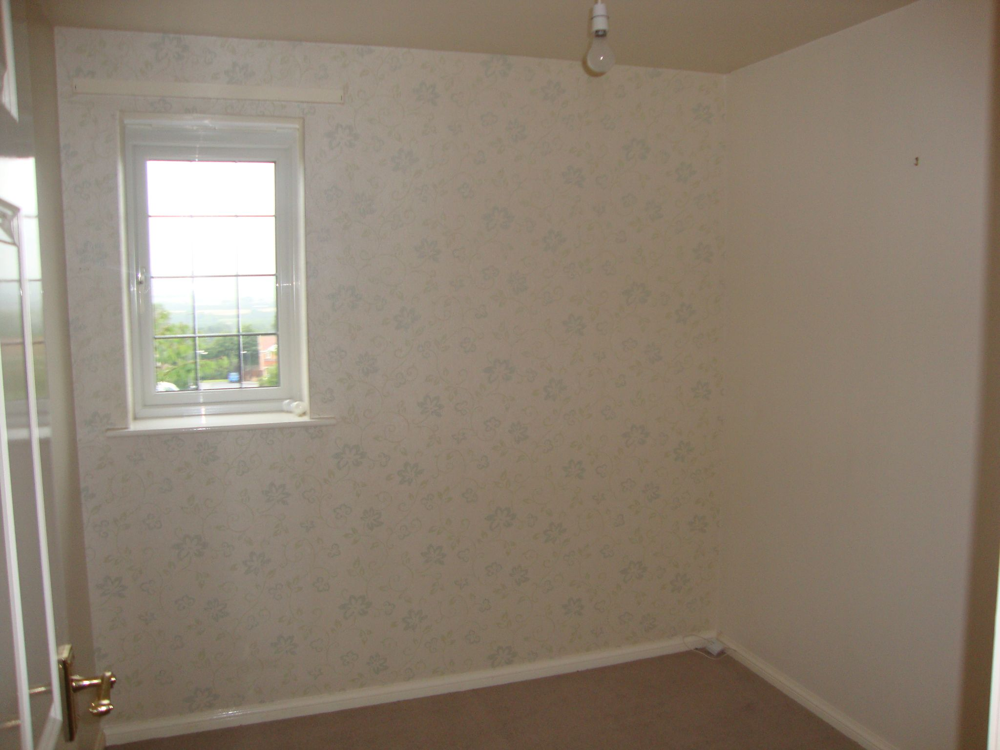4 bedroom detached house For Sale in Durham - Bedroom Two.