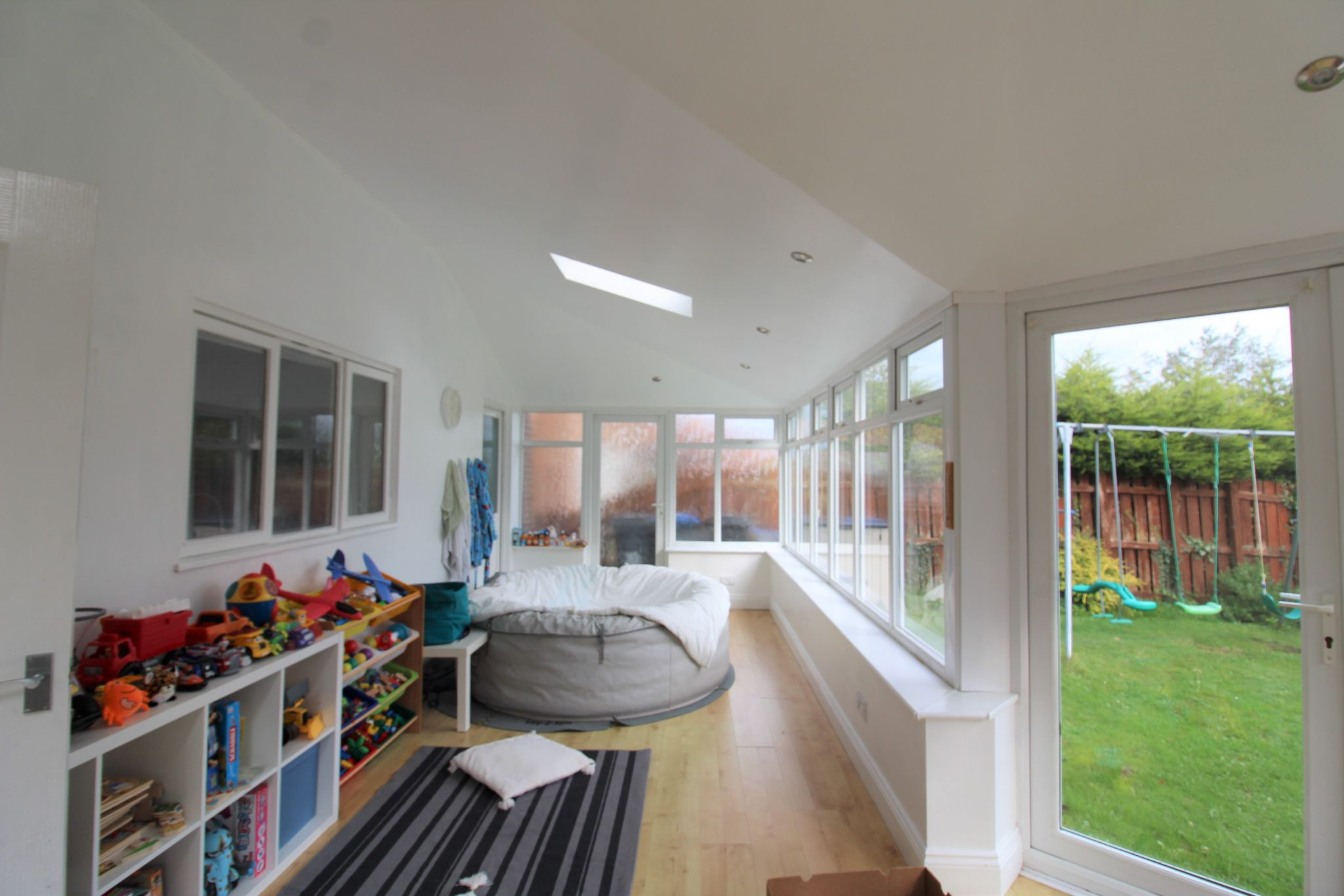 4 bedroom detached house Sale Agreed in Durham - Conservatory.