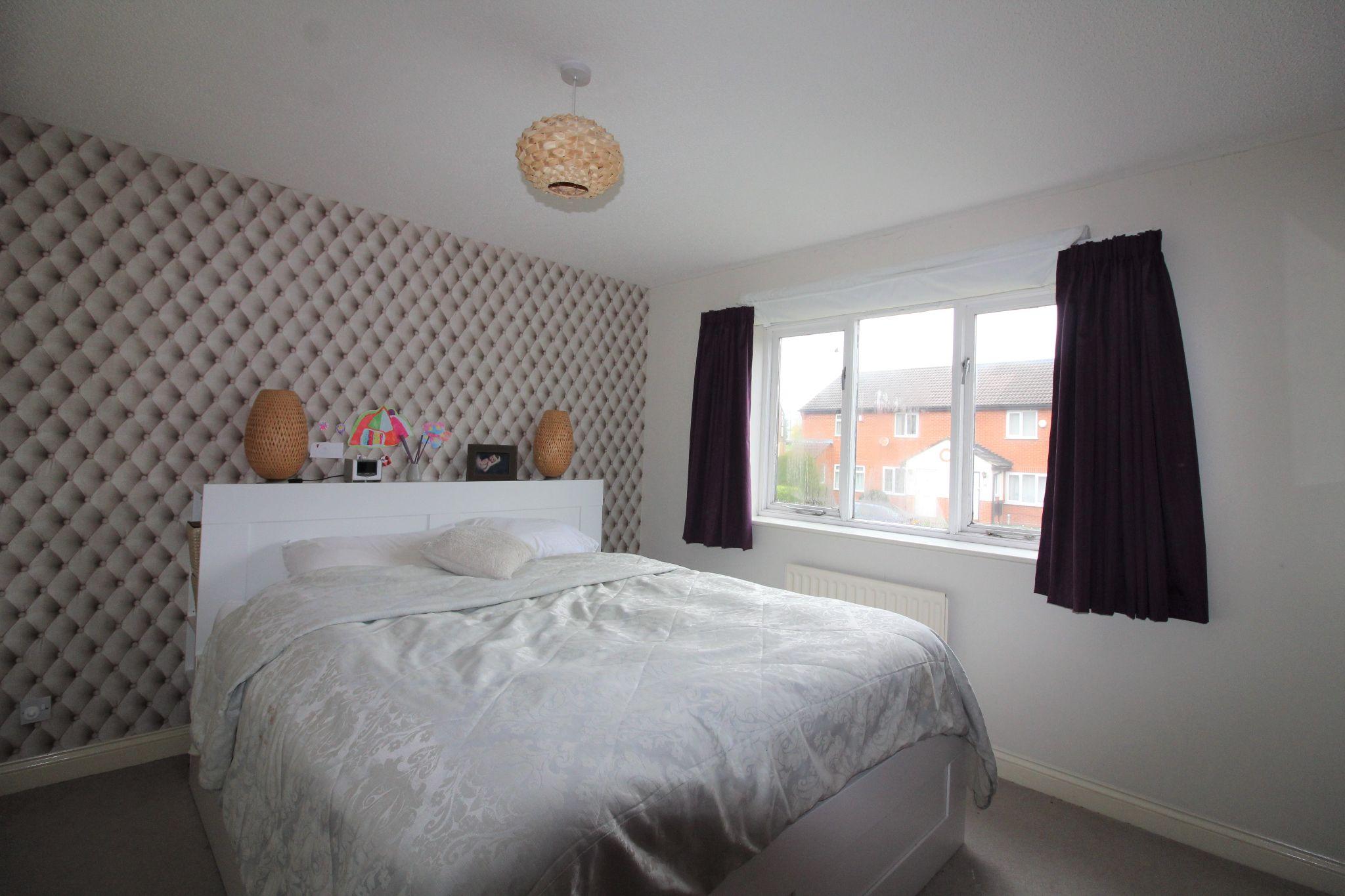 4 bedroom detached house Sale Agreed in Durham - Main Bedroom.