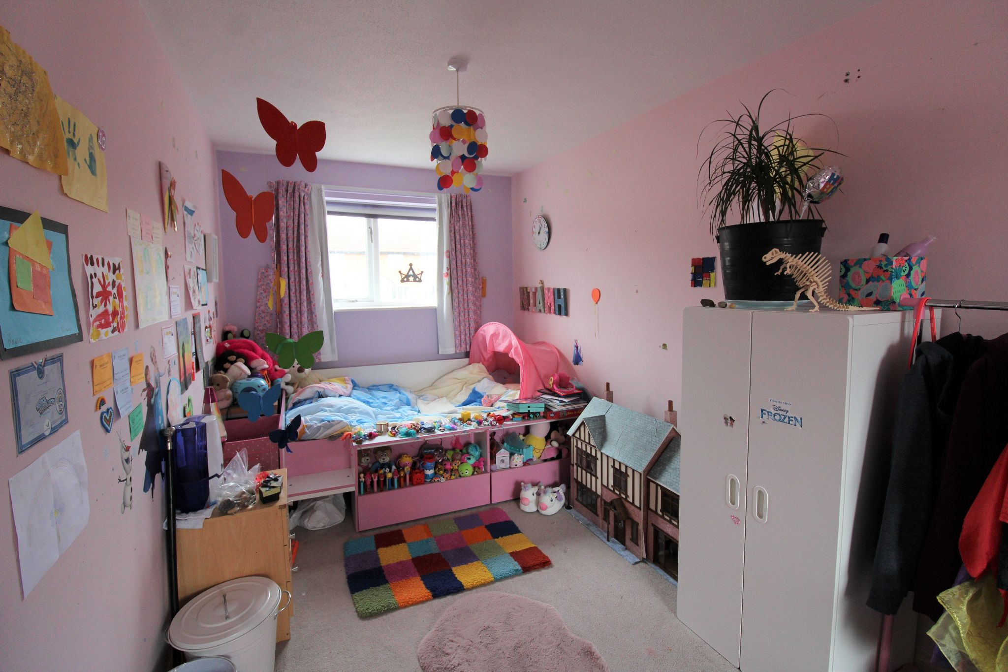 4 bedroom detached house Sale Agreed in Durham - Bedroom Four.