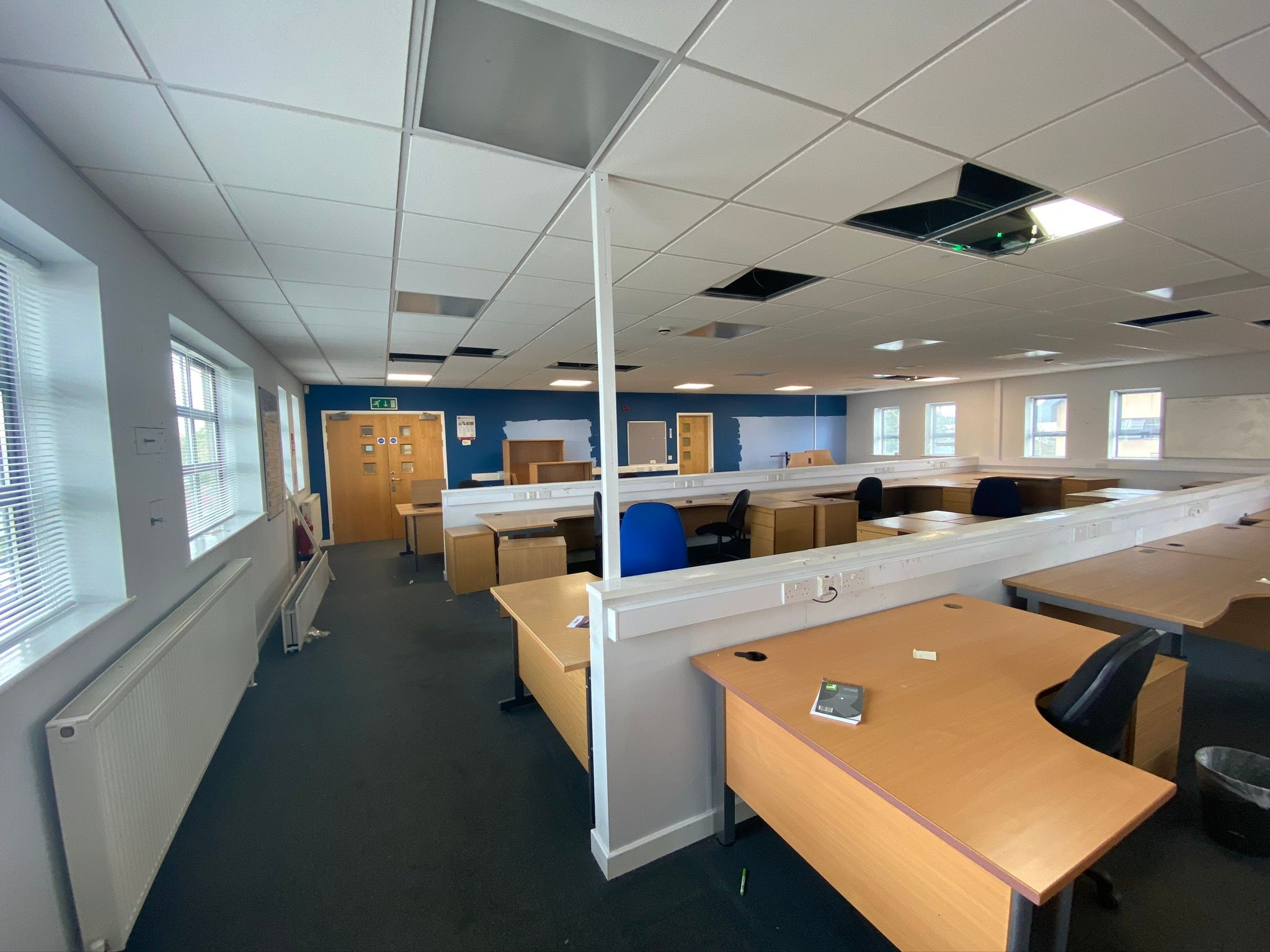 Office To Let in Meadowfield Industrial Estate - Property photograph.