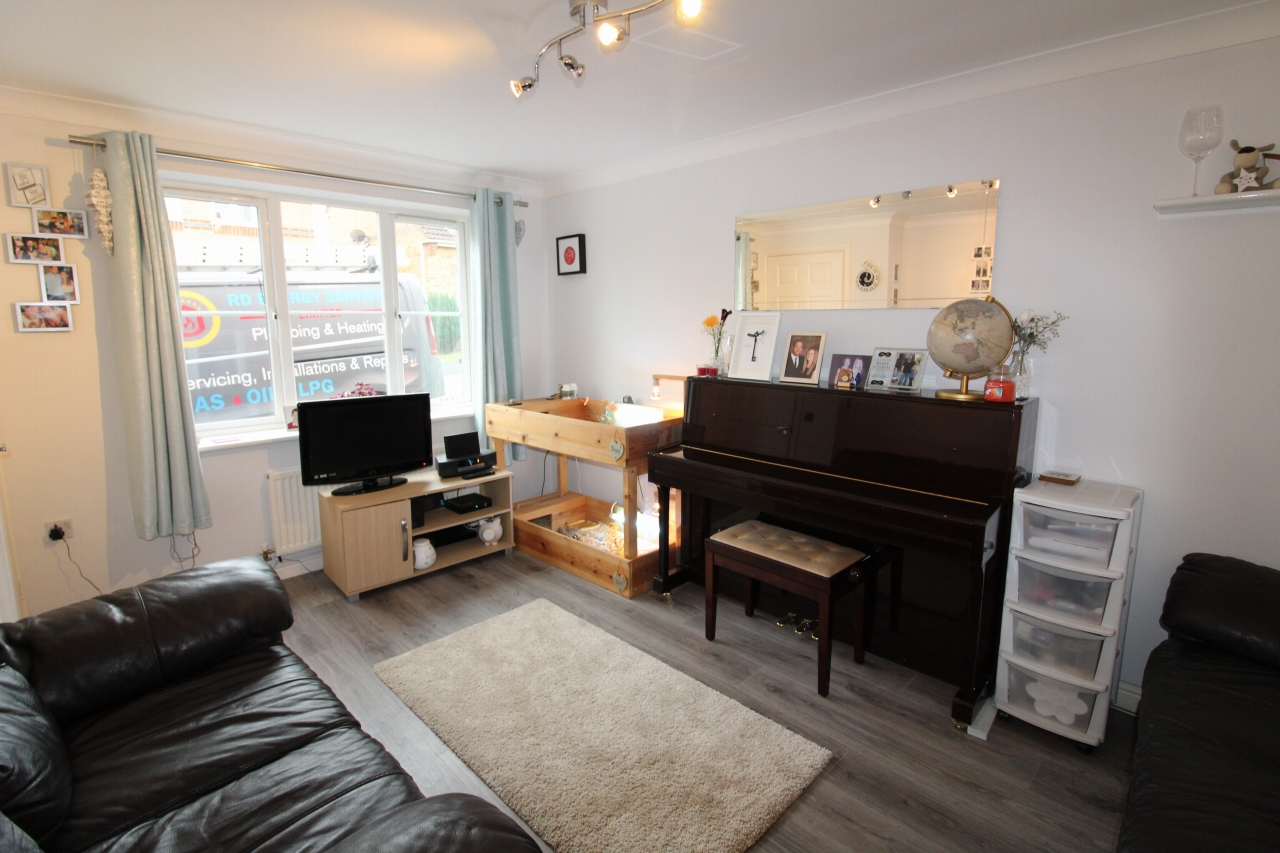 3 bedroom semi-detached house For Sale in Crook - Photograph 2.