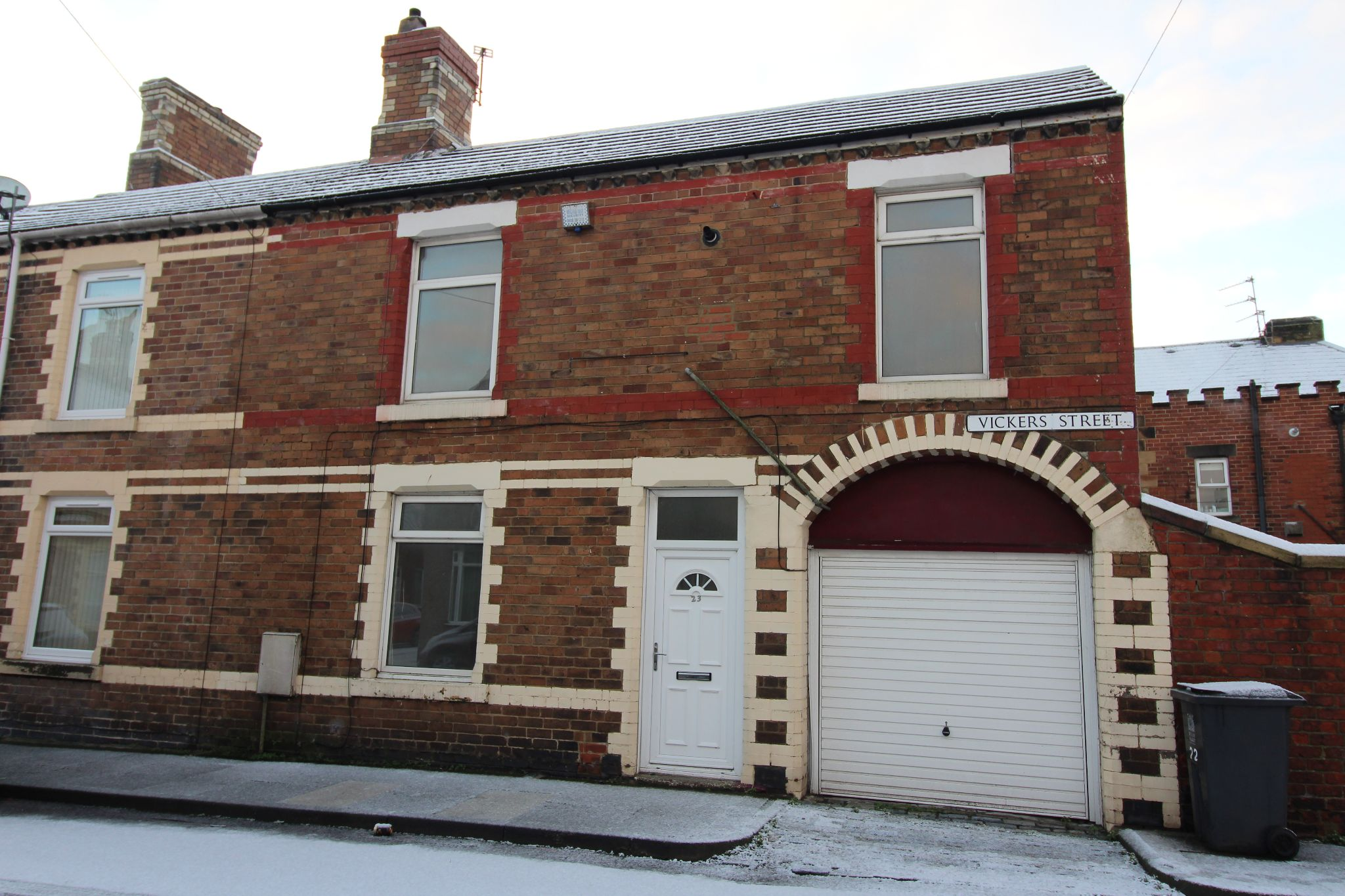 2 bedroom end terraced house Let Agreed in Bishop Auckland - Photograph 1.