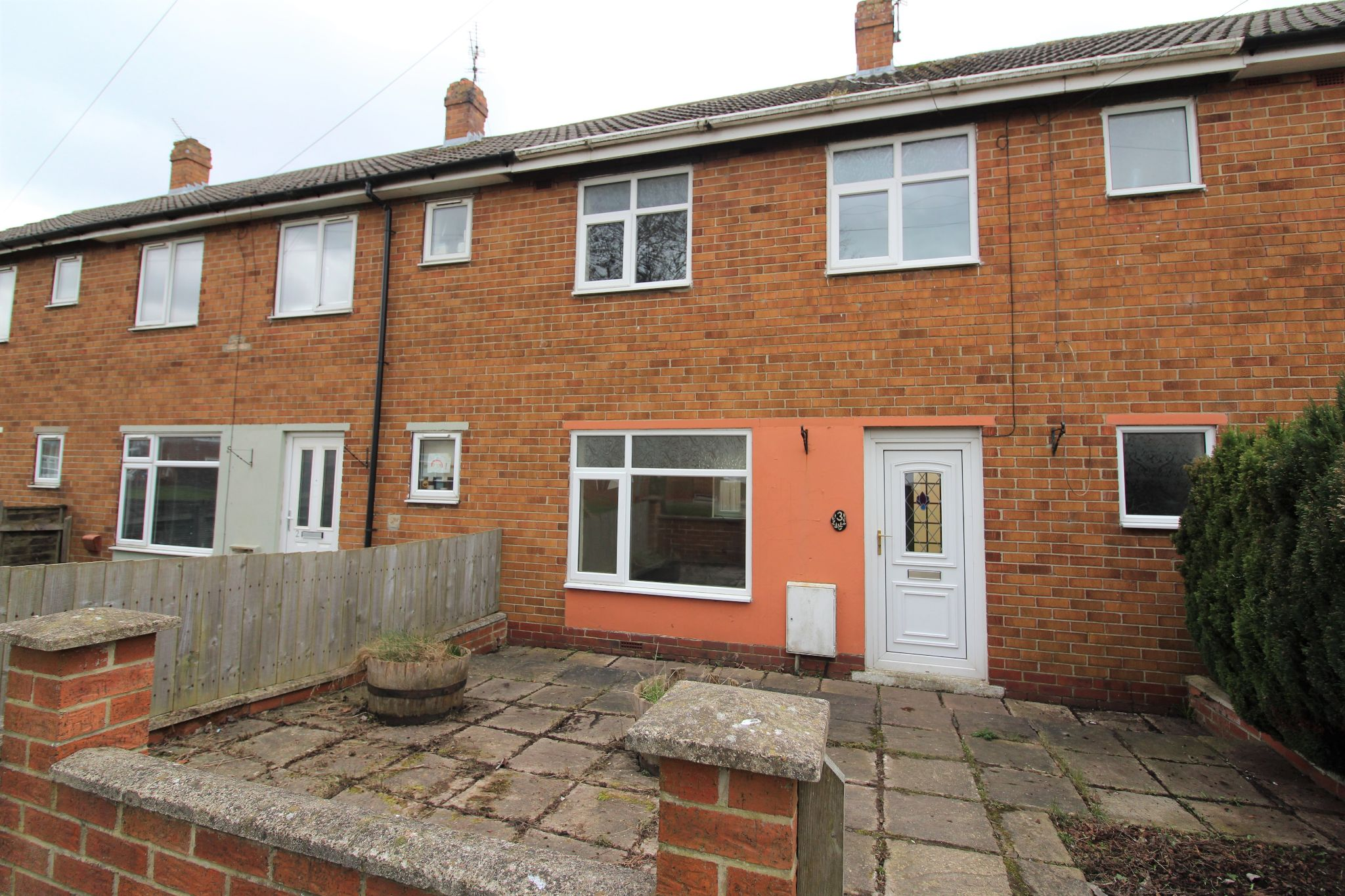 2 bedroom mid terraced house Let in Shildon - Photograph 1.