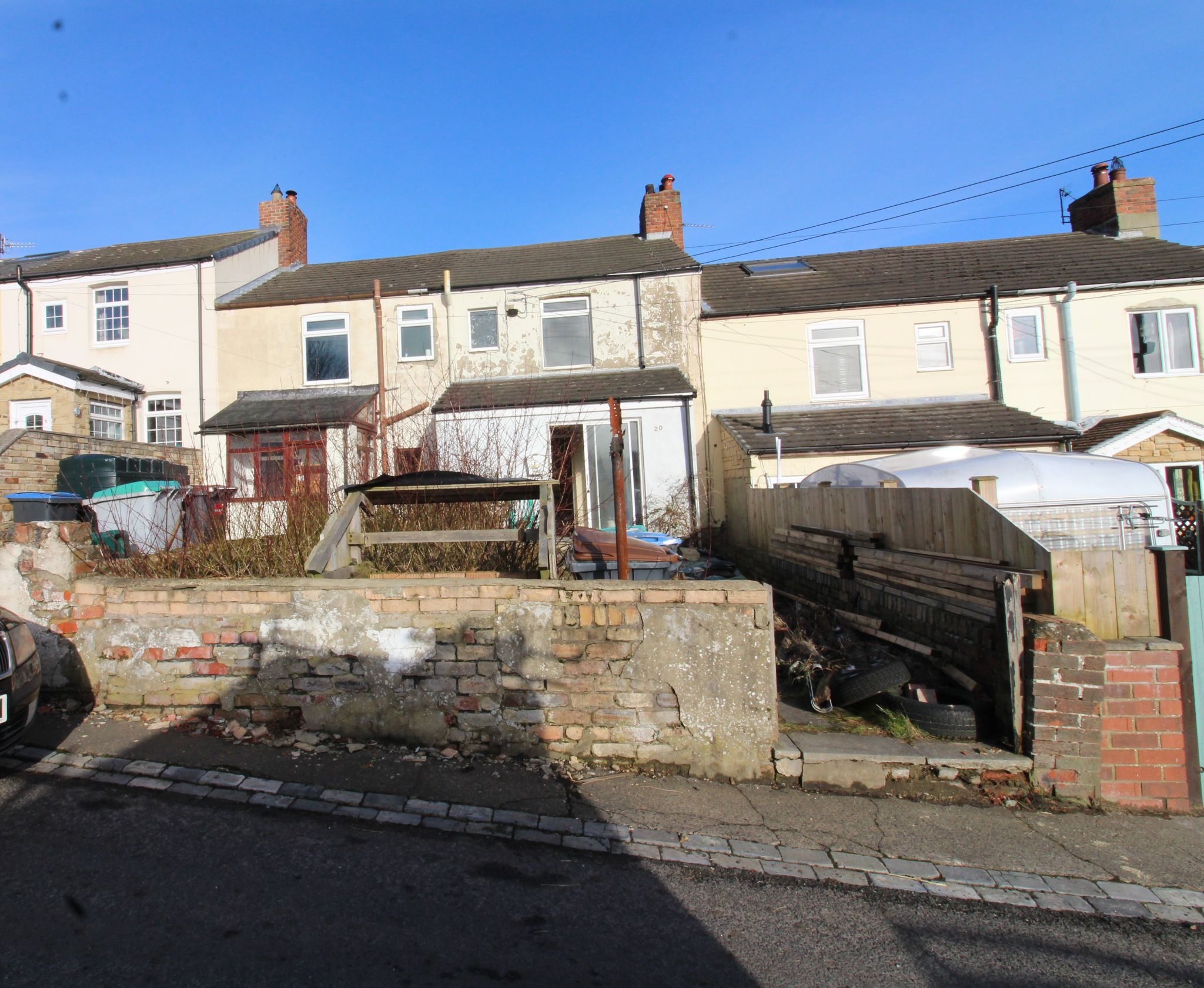 2 bedroom mid terraced house Available in Bishop Auckland - Property photograph.