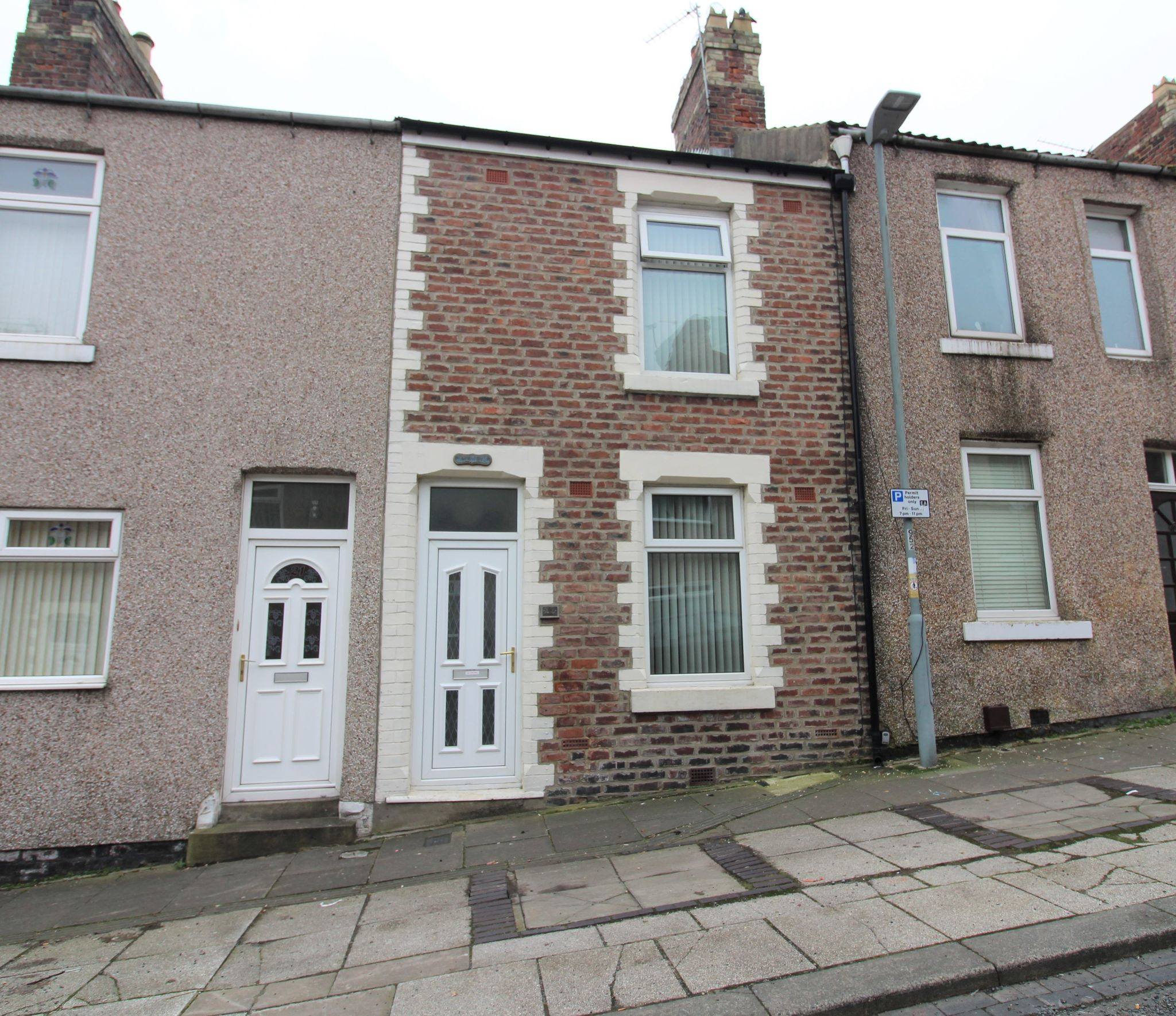 2 bedroom mid terraced house Let Agreed in Bishop Auckland - Photograph 1.