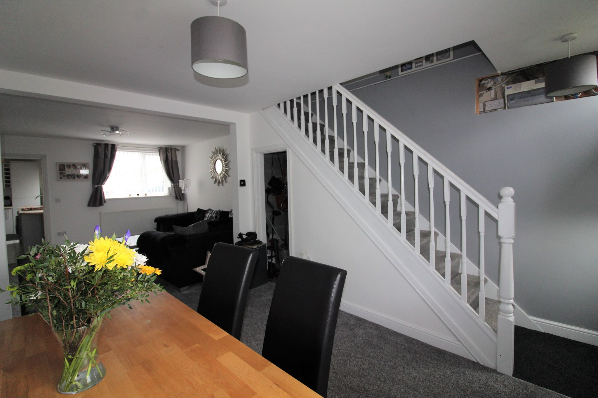 3 bedroom mid terraced house Sale Agreed in Roddymoor - Photograph 3.