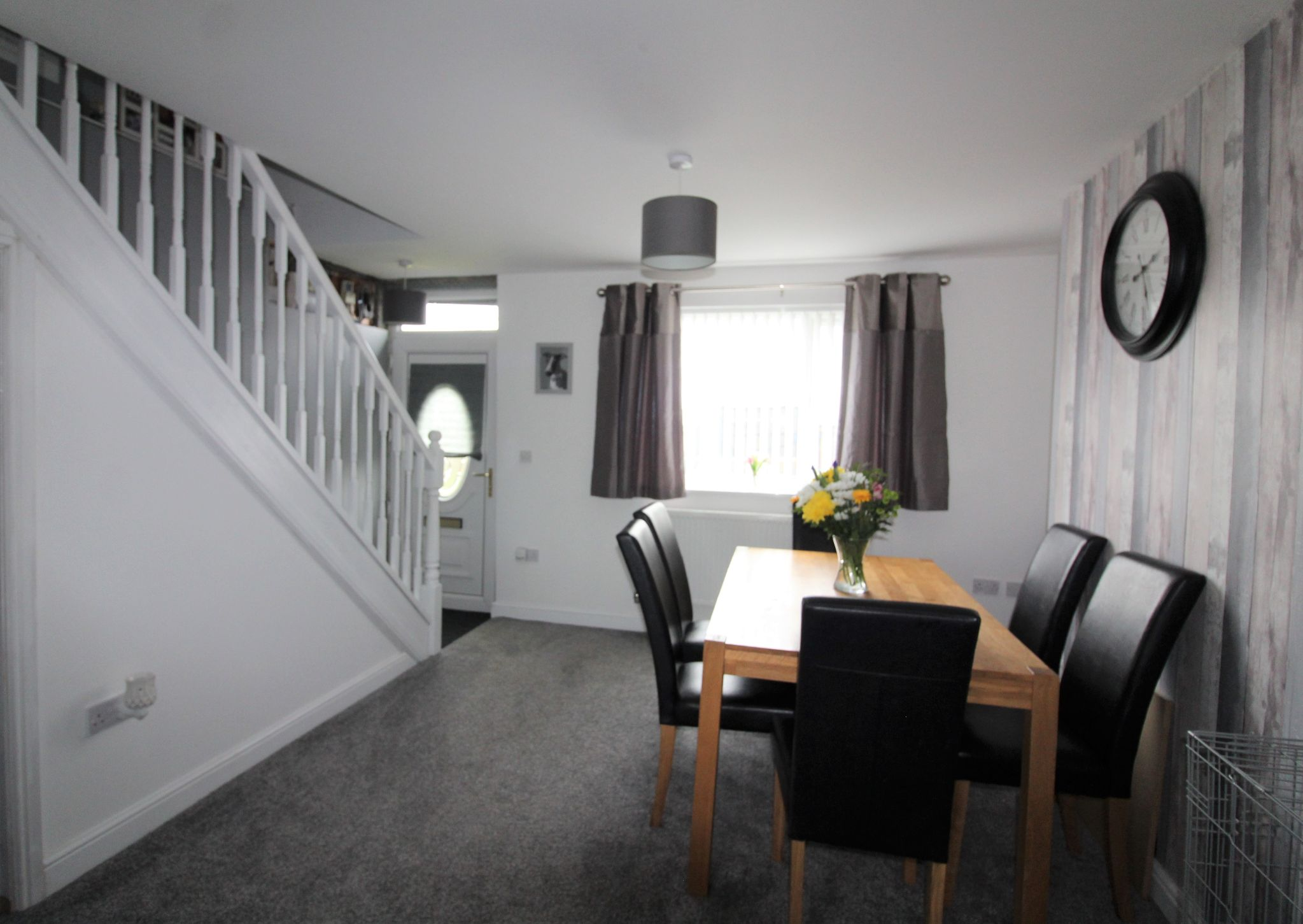 3 bedroom mid terraced house Sale Agreed in Roddymoor - Photograph 2.