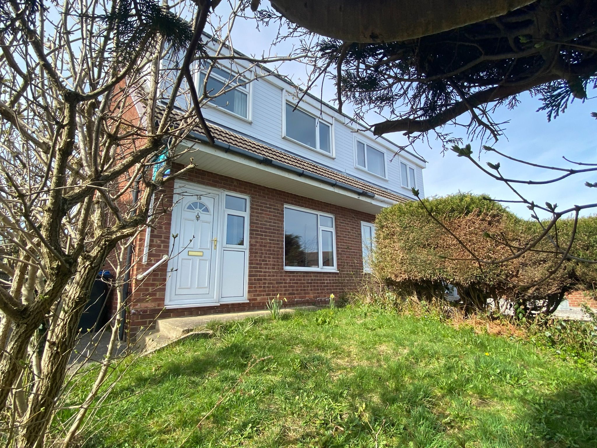 3 bedroom semi-detached house Sale Agreed in Bishop Auckland - Photograph 2.