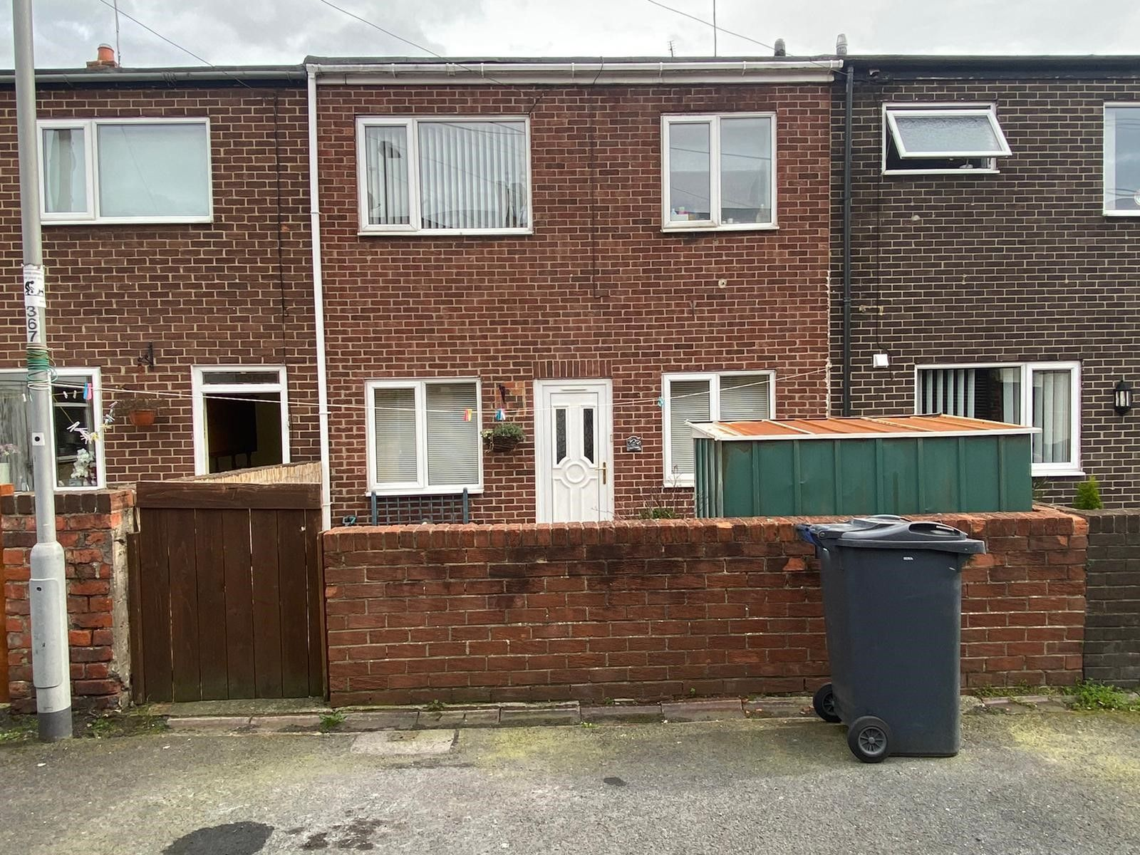 3 bedroom mid terraced house Let in Chester Le Street - Photograph 1.