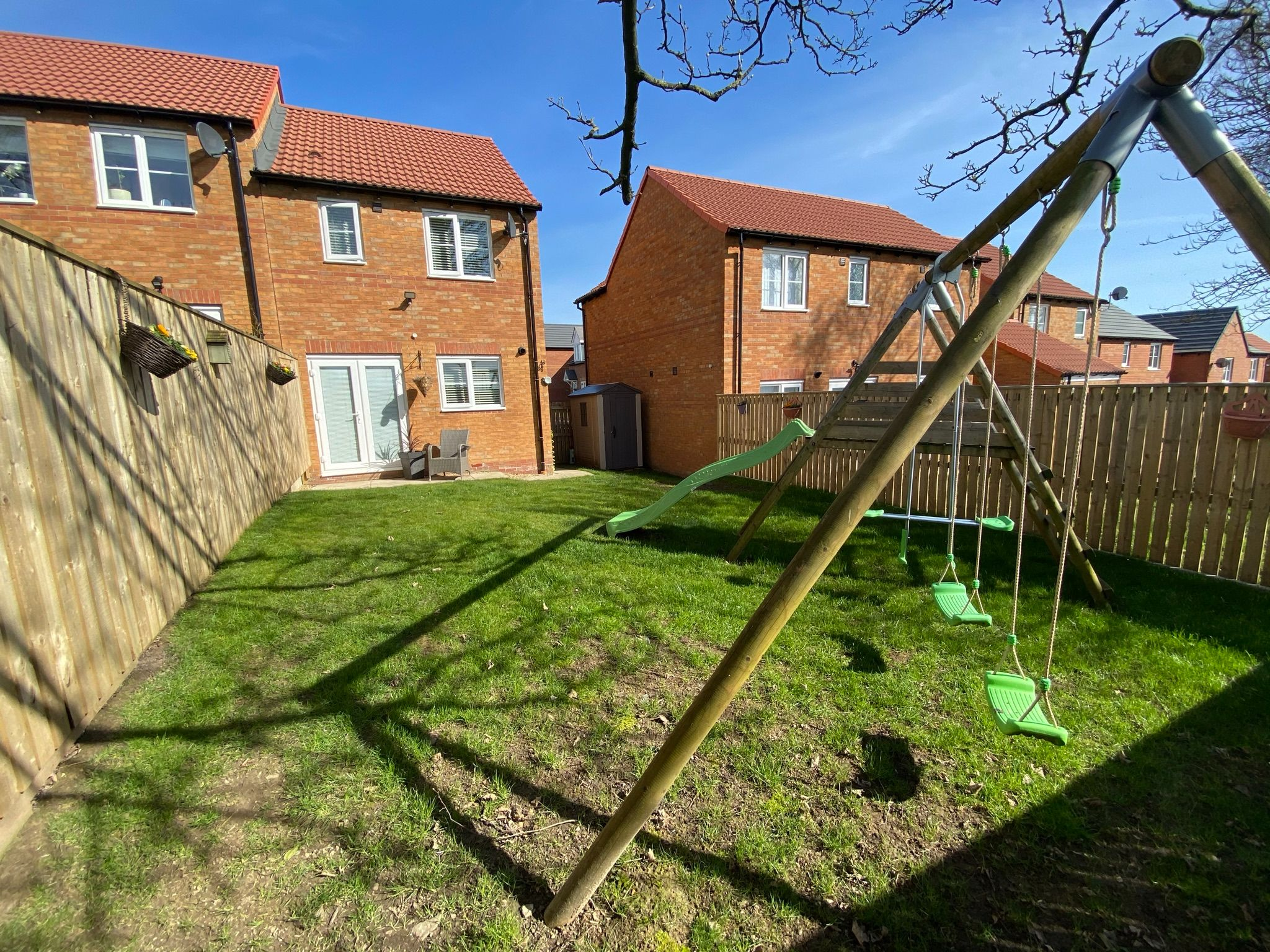 2 bedroom semi-detached house Sale Agreed in Crook - Photograph 18.