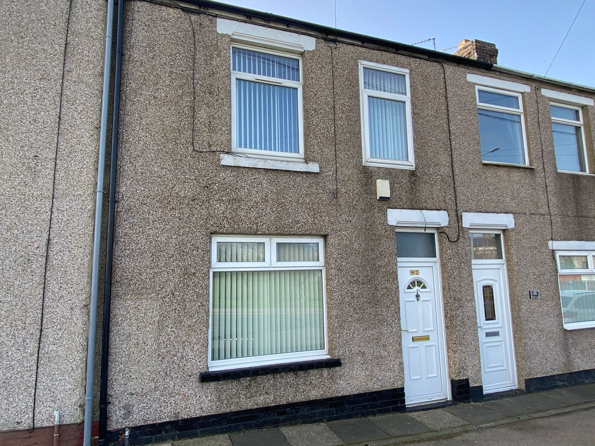 2 bedroom mid terraced house Let Agreed in Ferryhill - Photograph 1.