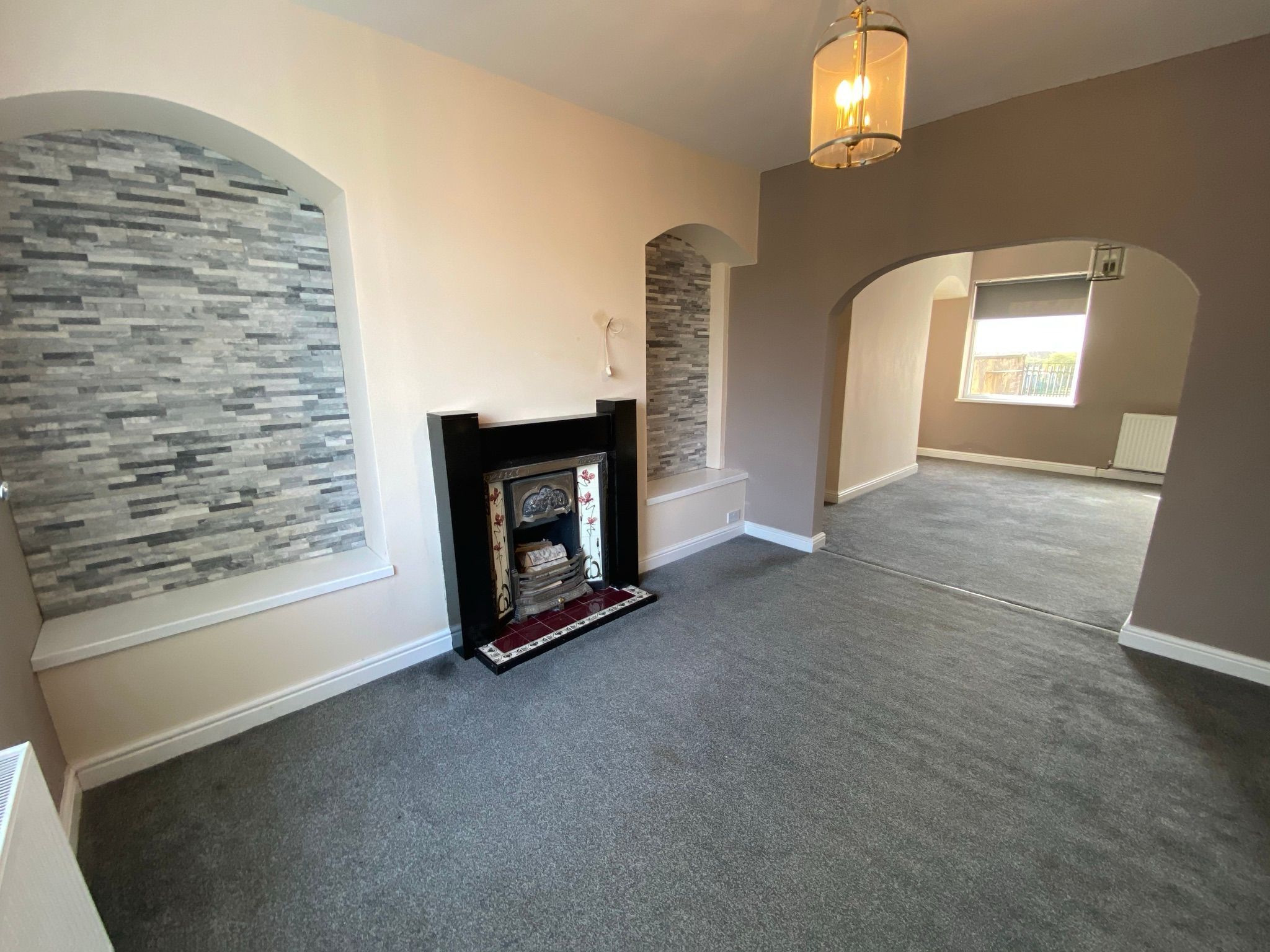 2 bedroom mid terraced house Let Agreed in Ferryhill - Photograph 2.