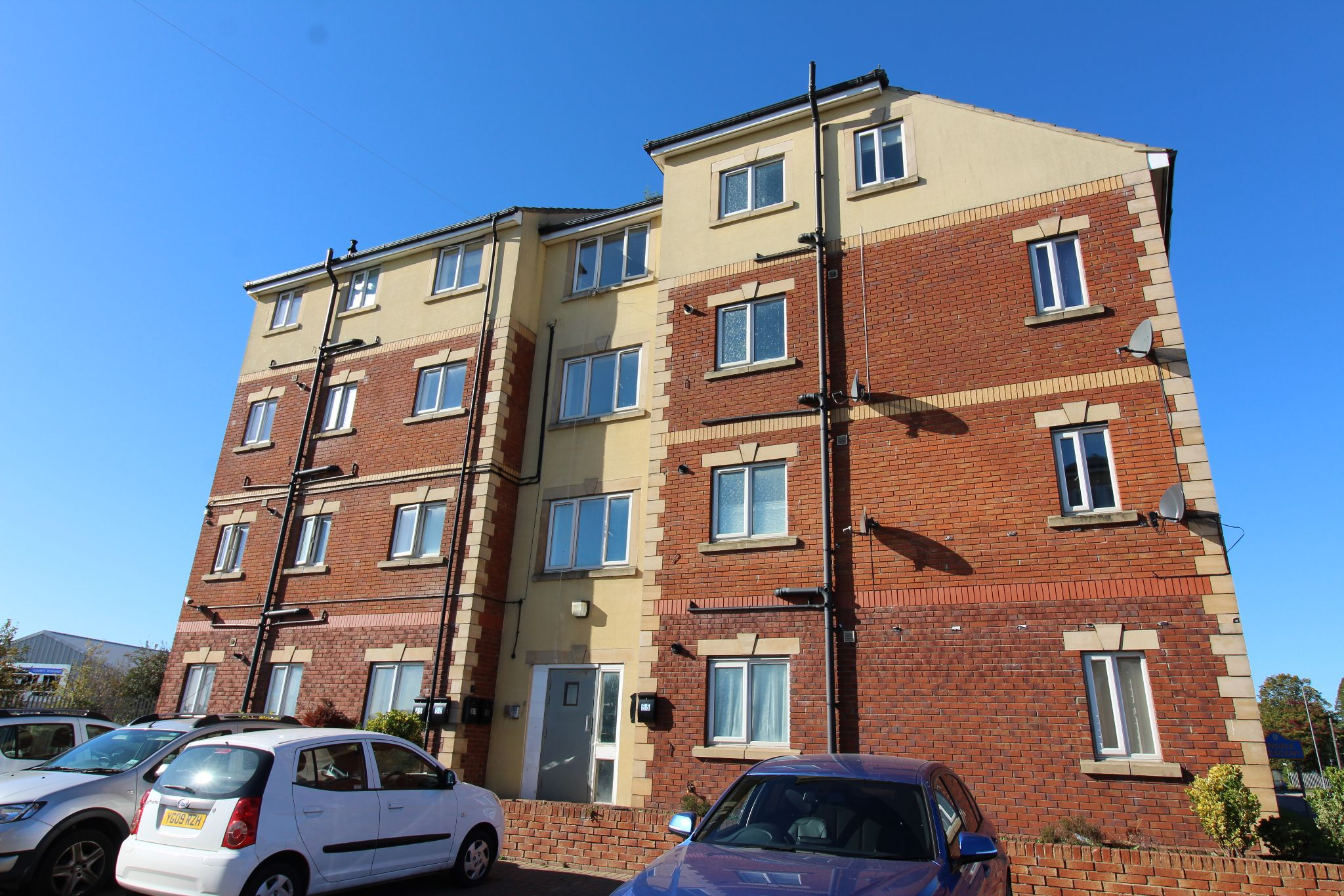 2 bedroom apartment flat/apartment For Sale in Bishop Auckland - Property photograph.
