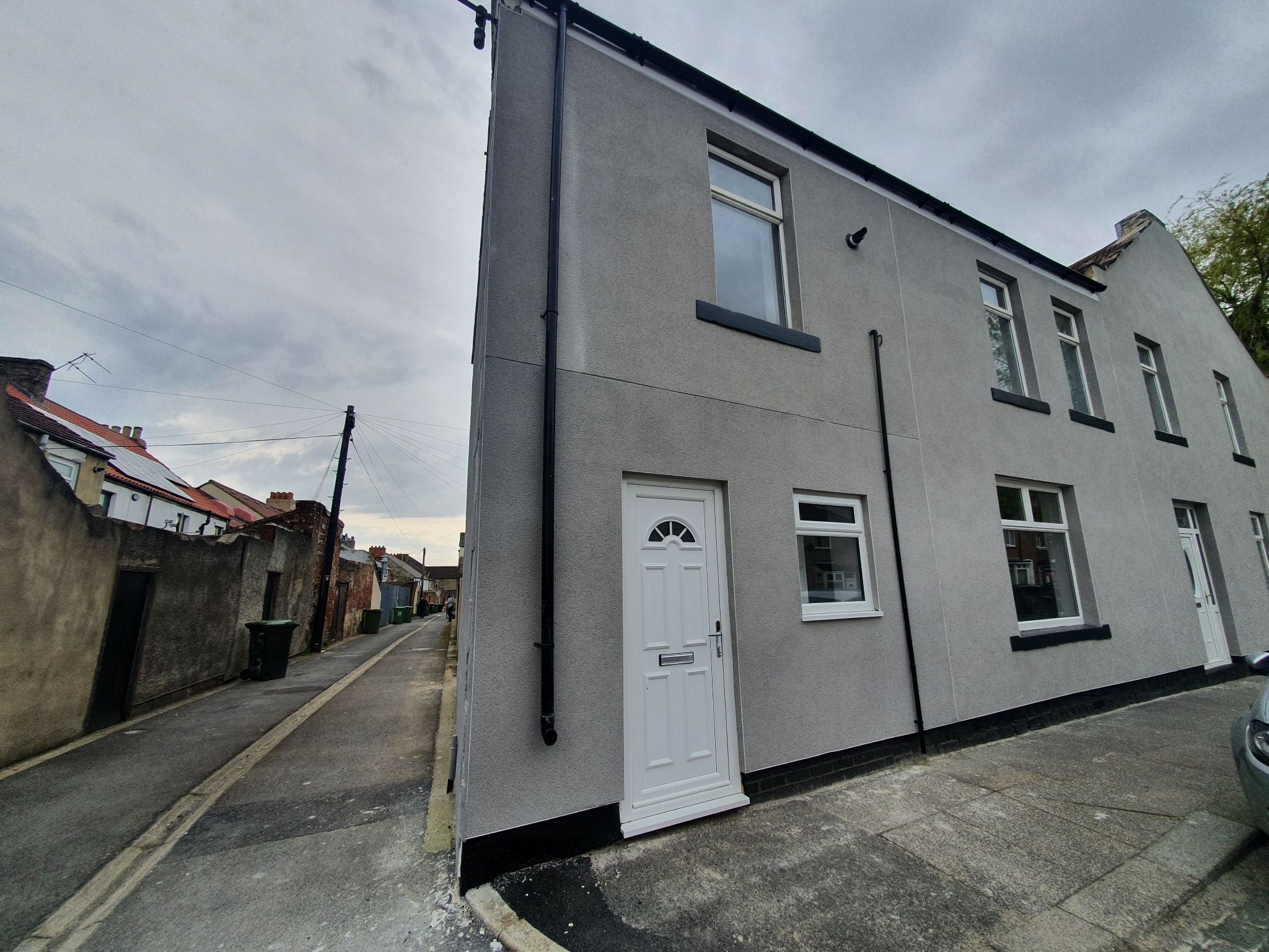 2 bedroom end terraced house For Sale in Shildon - Photograph 1.
