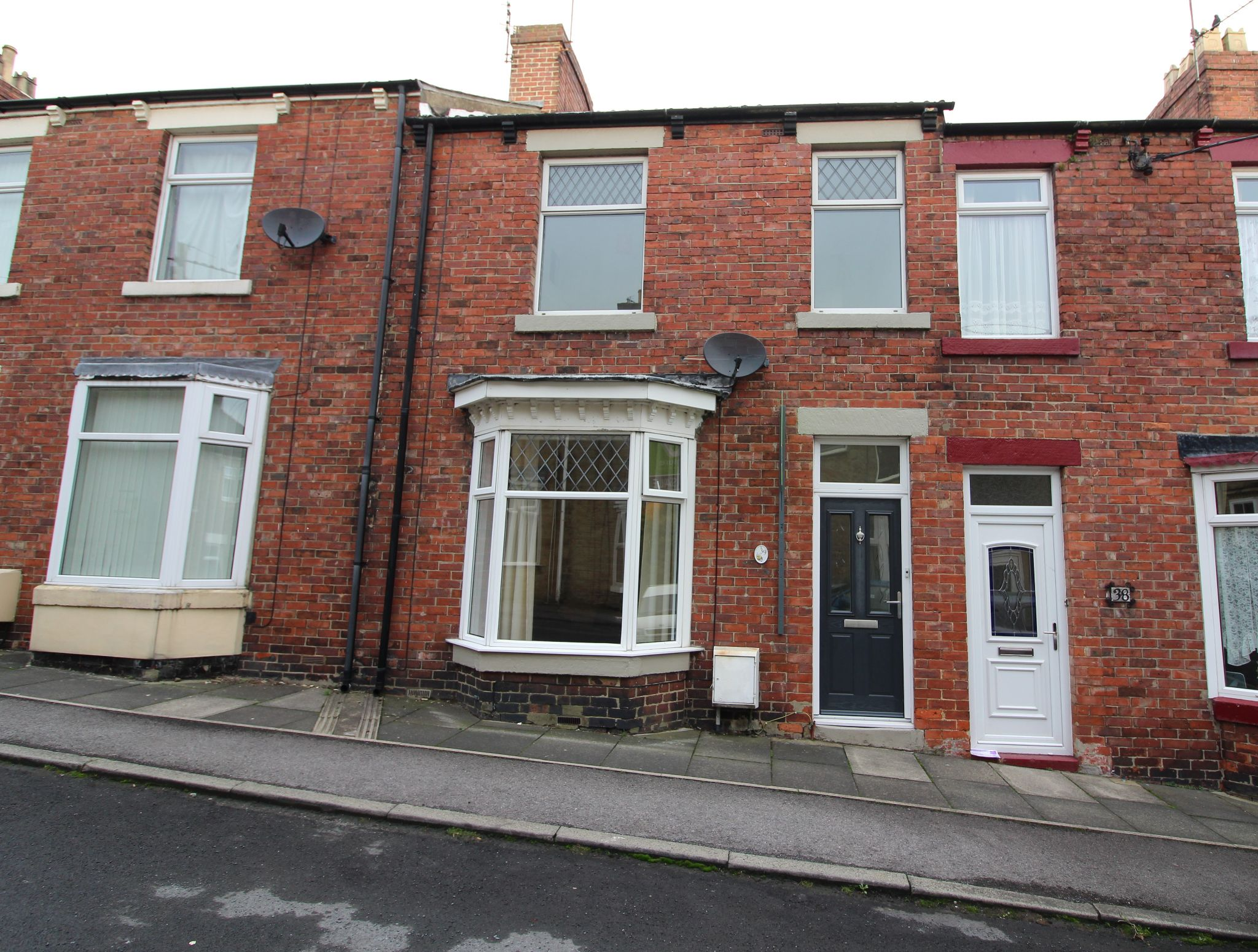 3 bedroom mid terraced house For Sale in Crook - Photograph 44.