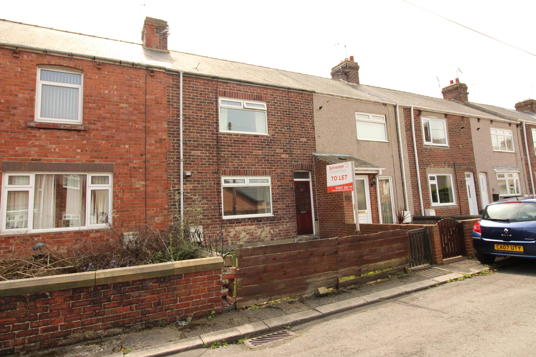 2 bedroom mid terraced house Let Agreed in Durham - Photograph 6.