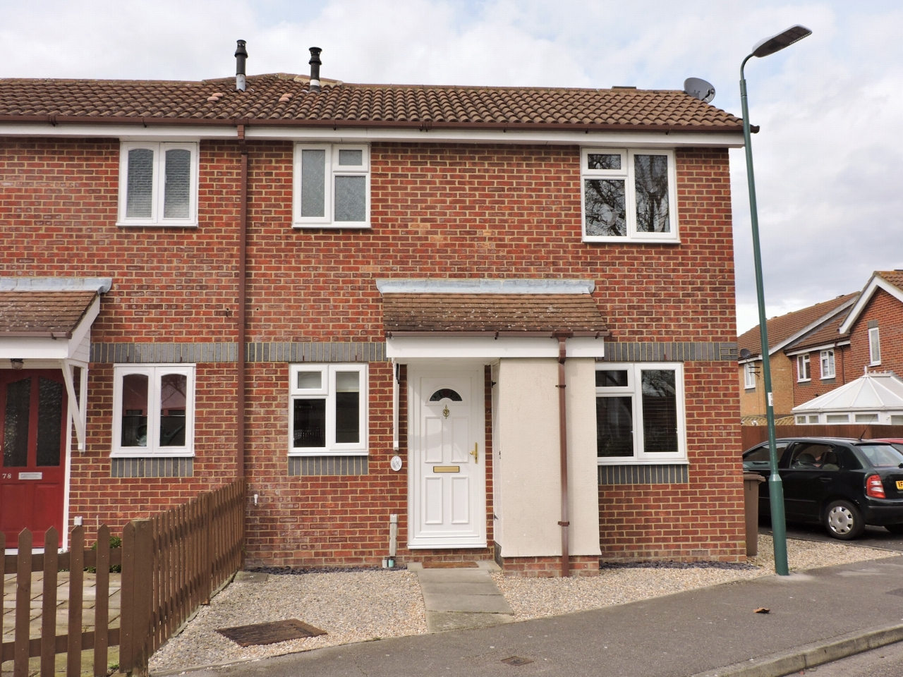 1 bedroom end terraced house Let in Worcester Park - Photograph 1
