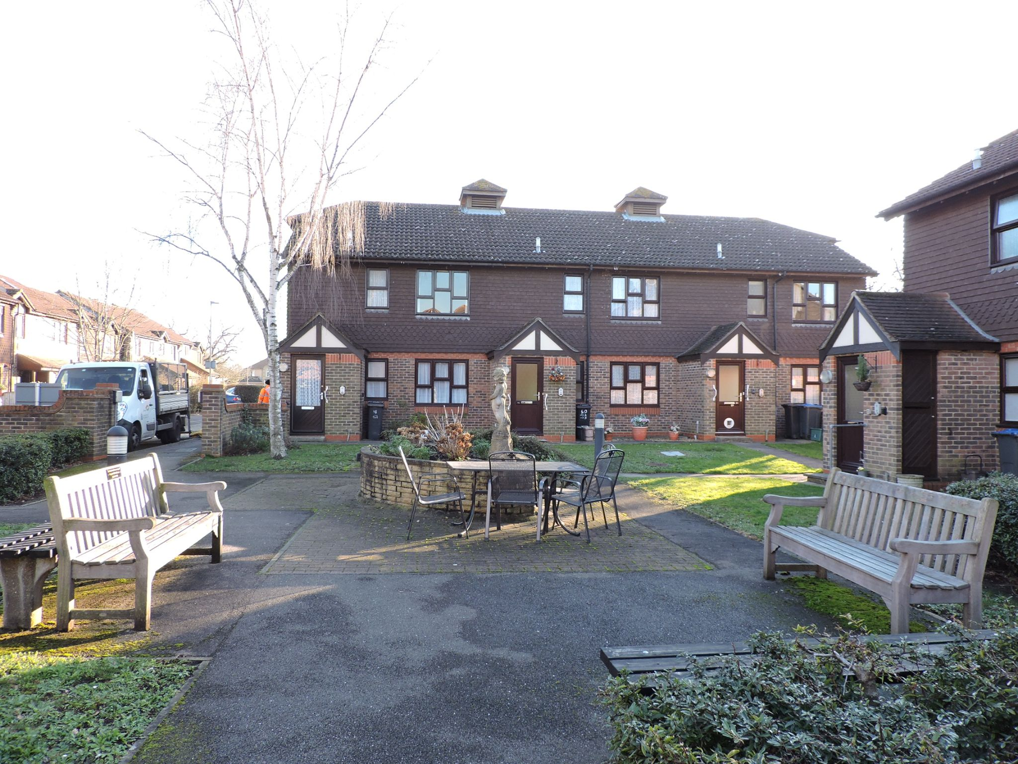 1 bedroom maisonette flat/apartment Sale Agreed in New Malden - Photograph 12