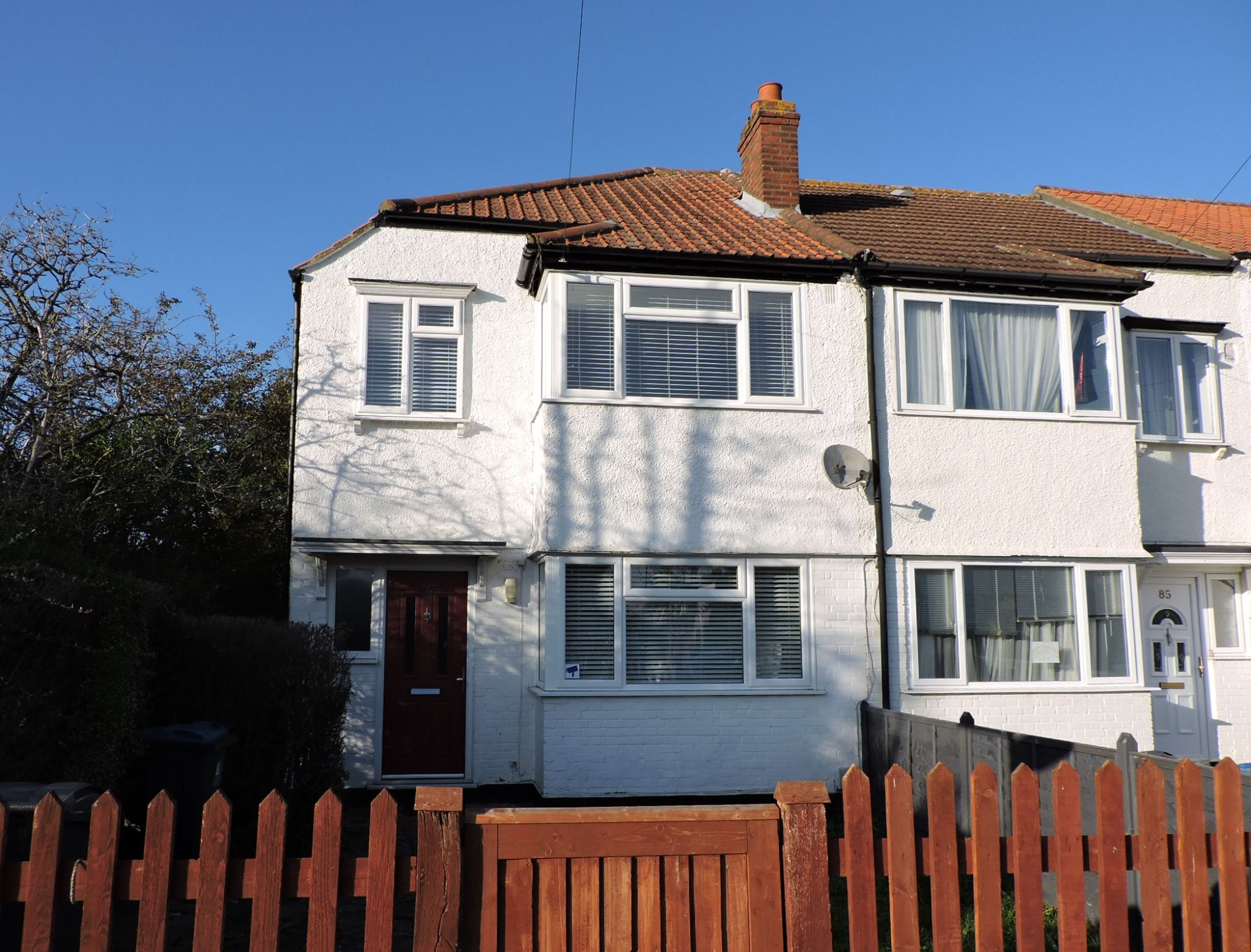 3 bedroom end terraced house Let Agreed in New Malden - Photograph 1