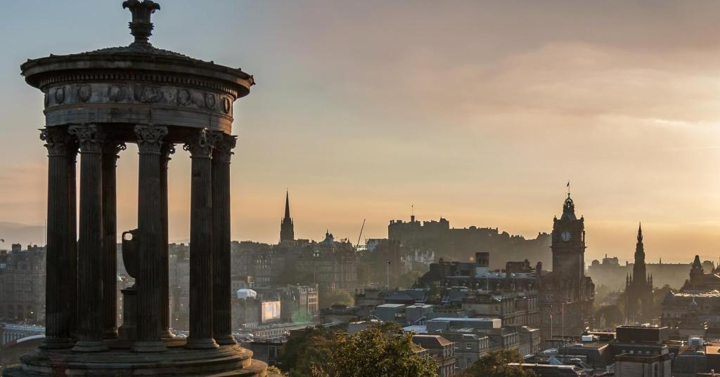 Bagageopslag Edinburgh