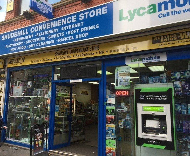 Stasher - Insured Luggage Storage at Shudehill Convenience in Manchester Victoria & Stasher - Insured Luggage Storage at Shudehill Convenience in ...
