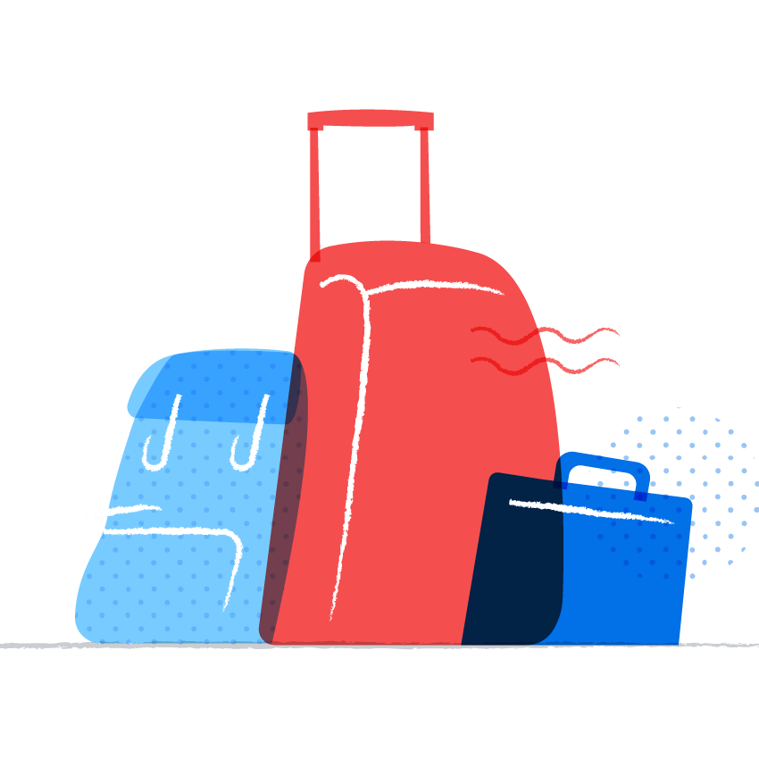 24/7 Luggage Storage | London, New York, Edinburgh + 100 more