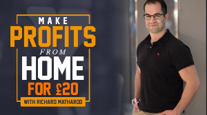 Make Profits From Home 20 Pound
