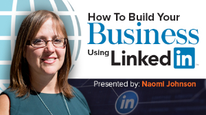 BUILD A BUSINESS WITH LINKEDIN