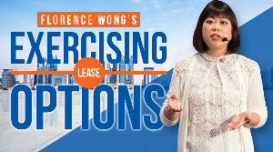 Exercising Lease Options