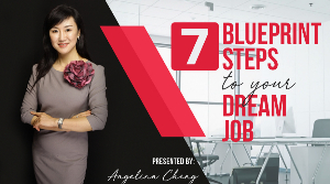 Angelina Cheng 7 Blueprint Steps To Your Dream Job