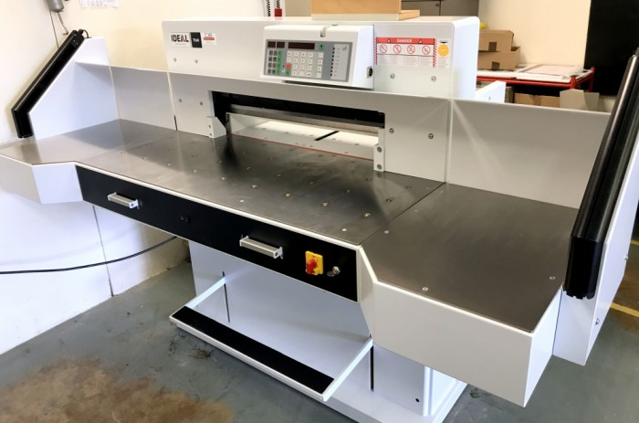 Ideal 7260 Guillotine Install