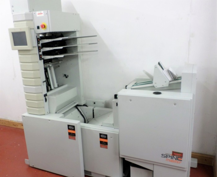 Watkiss Booklet System in our showroom