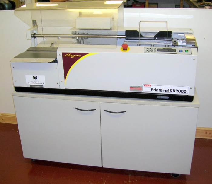 Morgana KB 2000 Binder refurbished