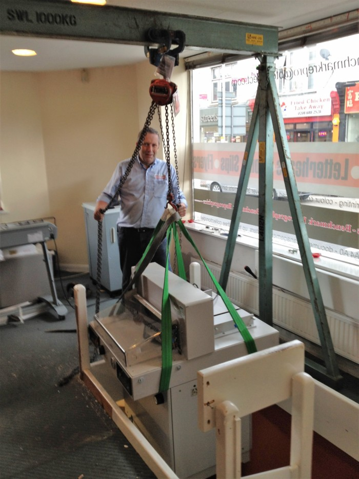 Guillotine move completed - this one was exciting!