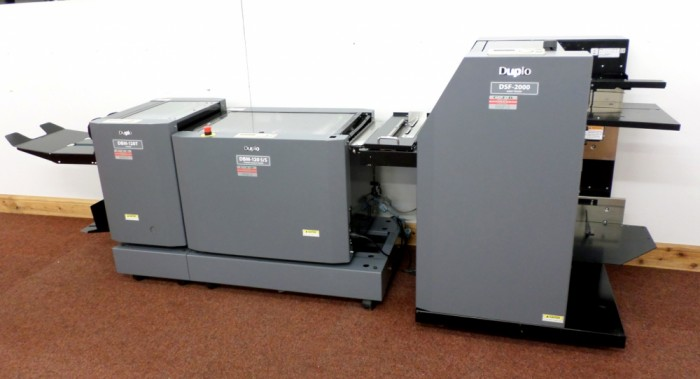Duplo Digital System 2000 refurbished