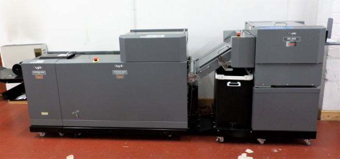Duplo 350CR System reconditioned