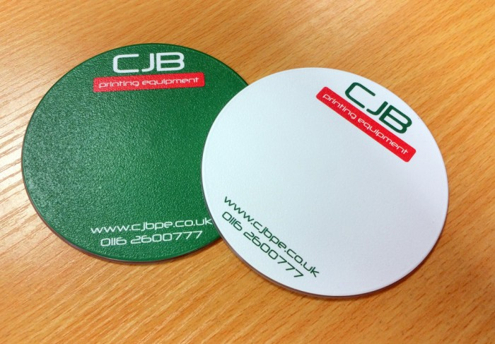 CJB Promotional Coasters