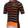 stolen goat cortado orange cycling jersey