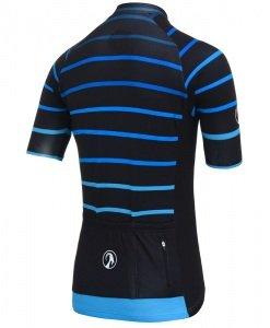 stolen goat cortado blue cycling jersey