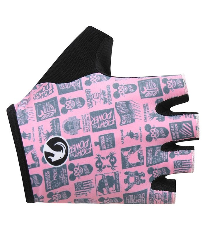 stolen goat unity pink gloves