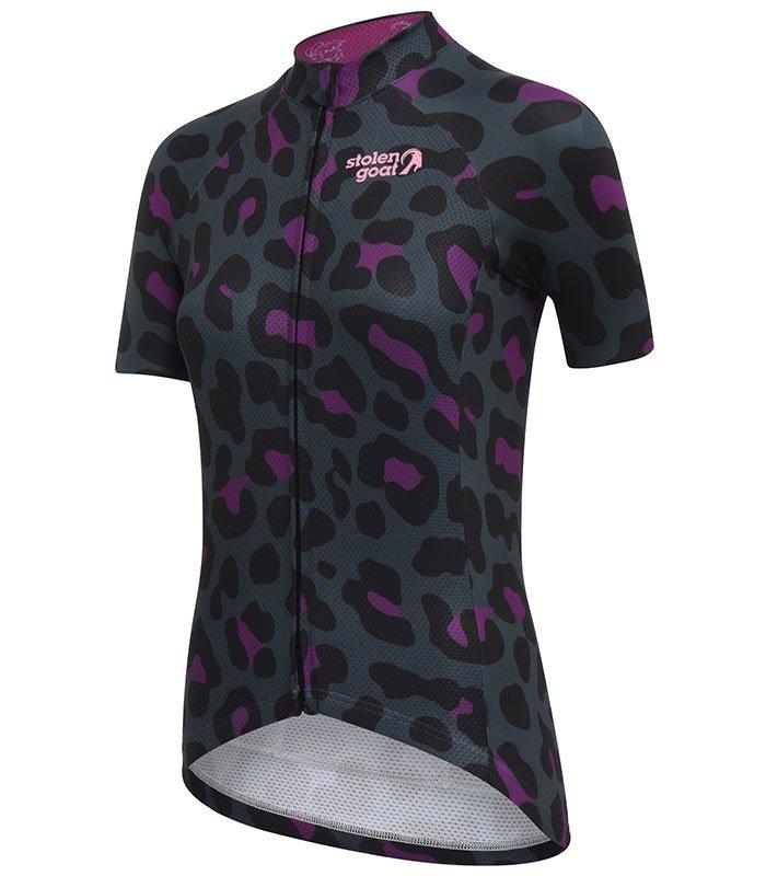 stolen goat womens predator cycling jersey