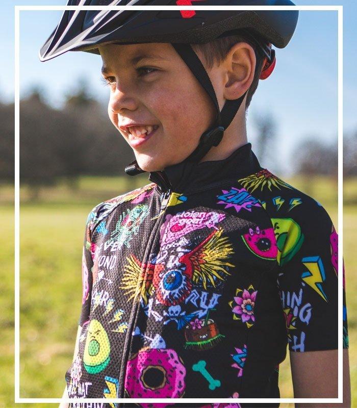 Kids Cycling Jerseys