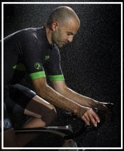 Mens Water-Resistant Cycling Jerseys