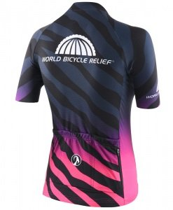 women's zambian zebra jersey