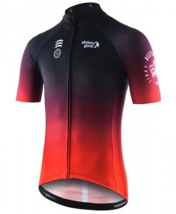 Beefeater bend cycling jersey