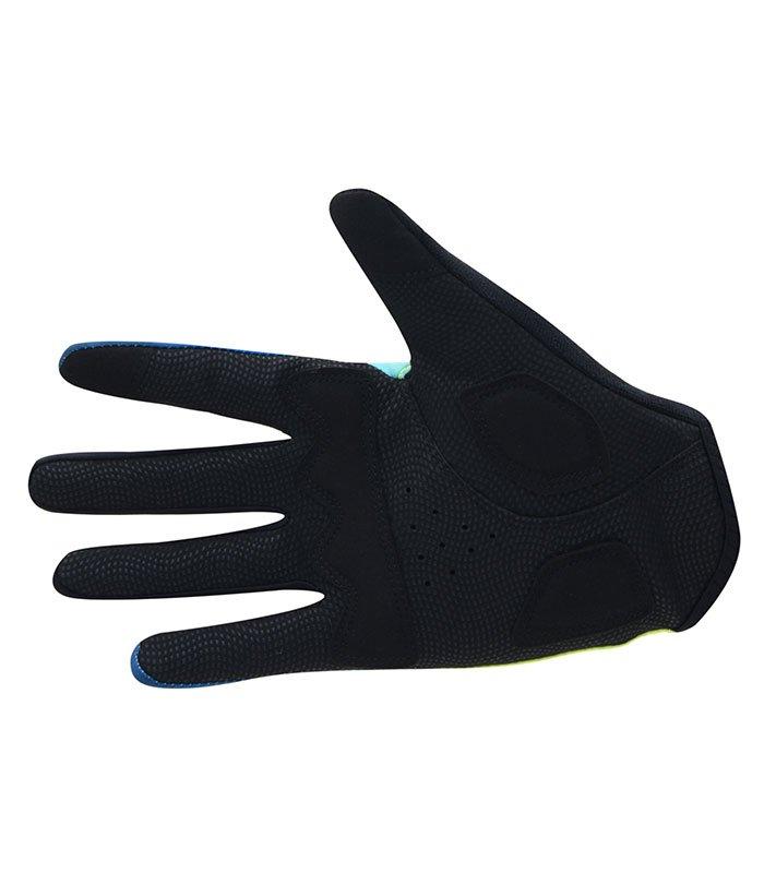 stolen goat ayoki green lightweight cycling gloves
