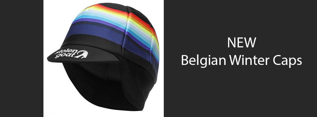 stolen goat belgian winter caps