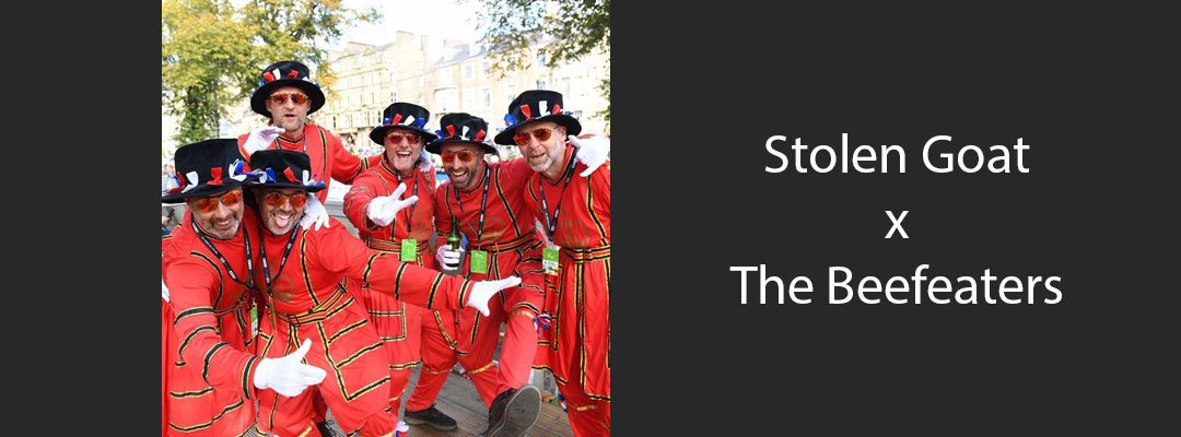 Stolen Goat Beefeaters