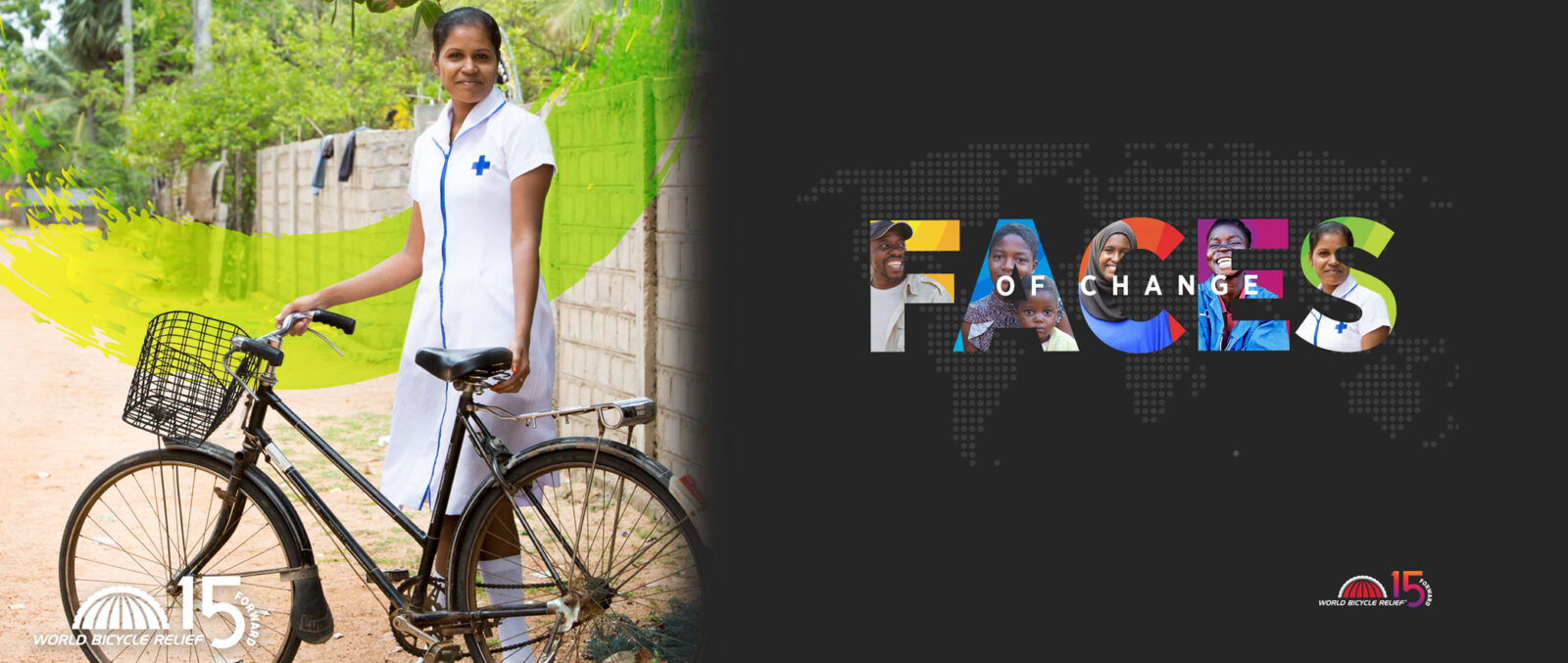 faces of change - Dilshani's story